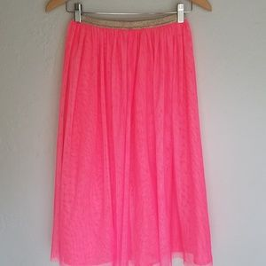 Pretty Pink Party Skirt